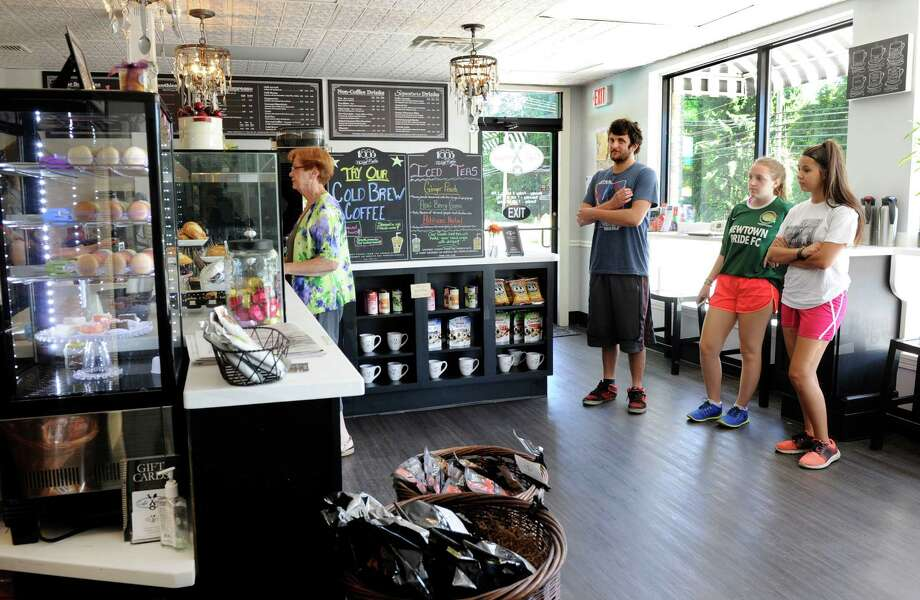 Cafe Xpresso, is a new business opened in Newtown by Marie and Bob Schlump. Photo Thursday, August 13, 2015. Photo: Carol Kaliff / Hearst Connecticut Media / The News-Times