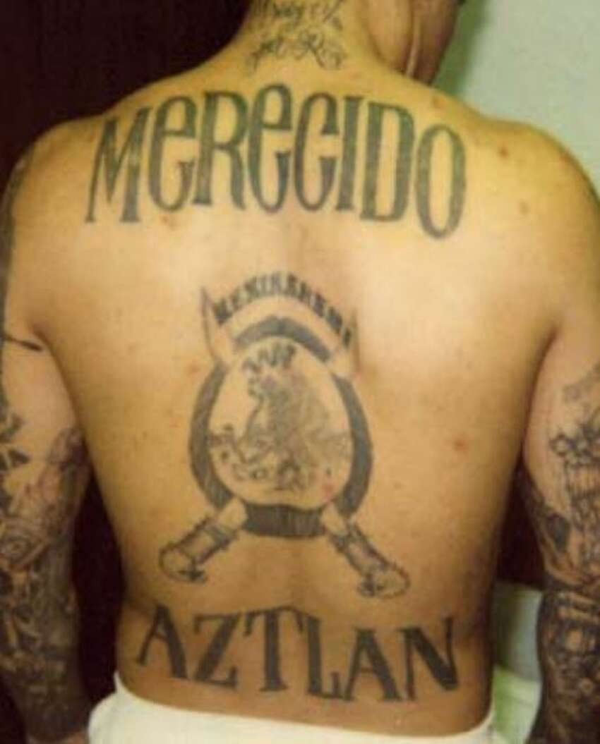 1. The Texas Mexican Mafia, despite having the word