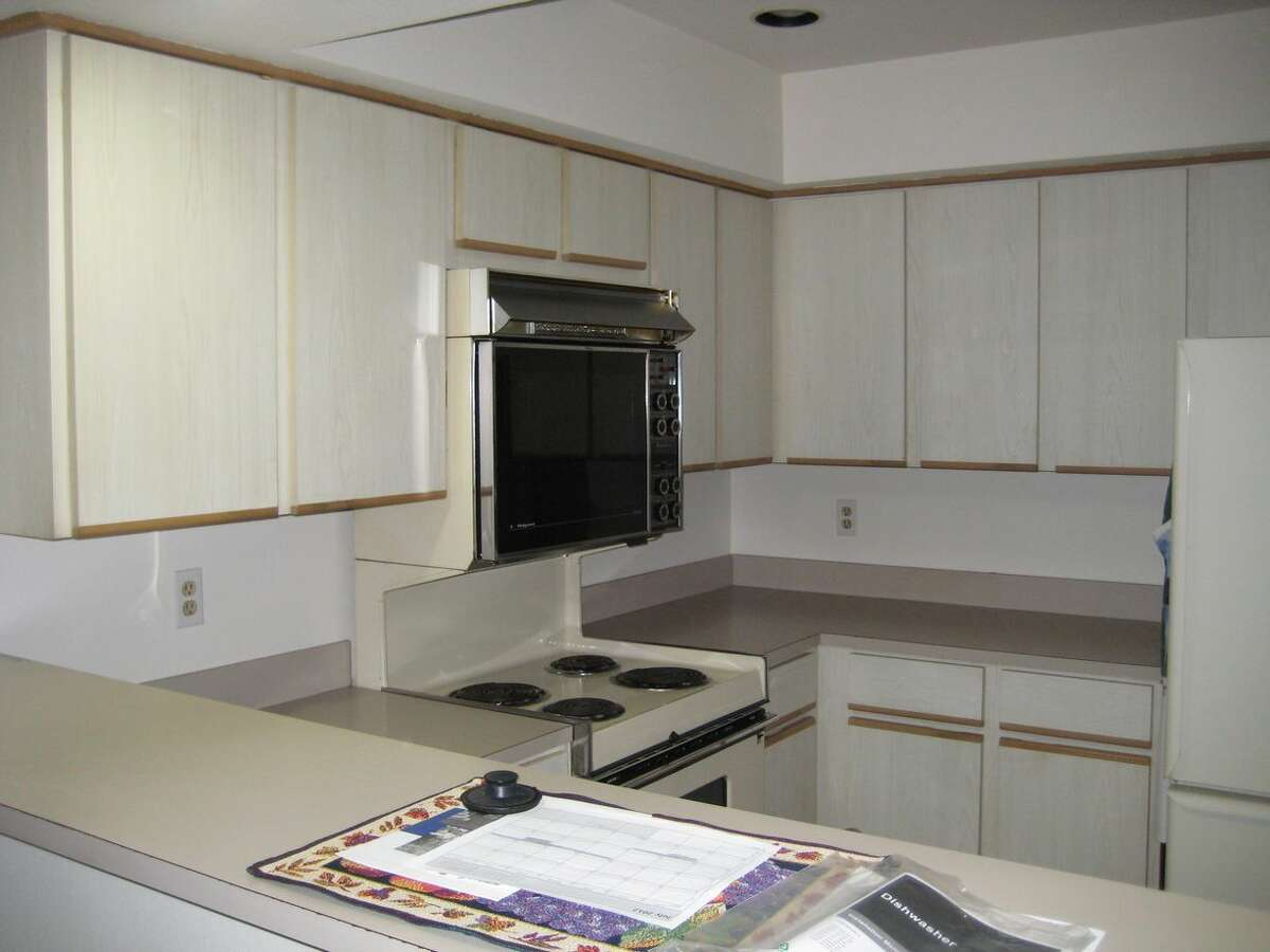The old kitchen wasn't providing enough space for the owner.