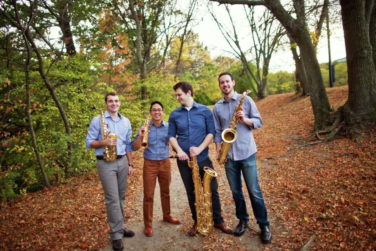 Greenwich's Curiosity Concerts series will open with a free family hour-long concert featuring the Asylum Quartet at the YWCA Greenwich, Saturday, Sept. 19. The program,
