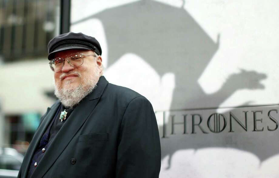"""NOT George R.R. MartinGeorge Martin the music producer is not to be confused with George R.R. Martin, who can't die until he gives us a few more """"A Song of Ice and Fire"""" books. Photo: Matt Sayles, INVL -end- / Invision"""