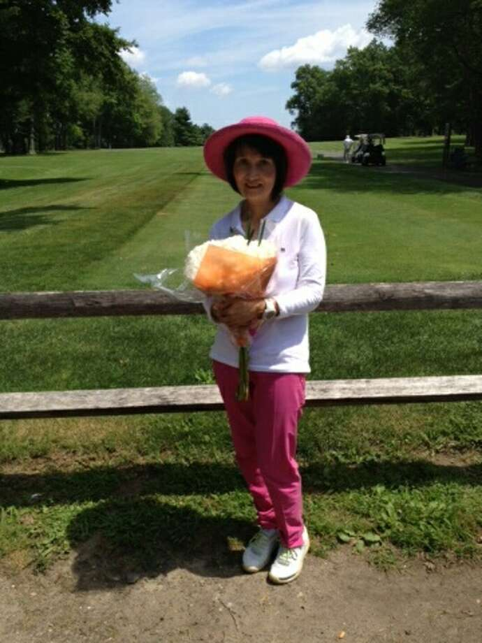 Irene Lok was the 18-hole winner at the Bruce Women's Golf Association Second Round Club Championship recently at Griffith E. Harris Golf Course in Greenwich, Connecticut. Photo: / Contributed Photo