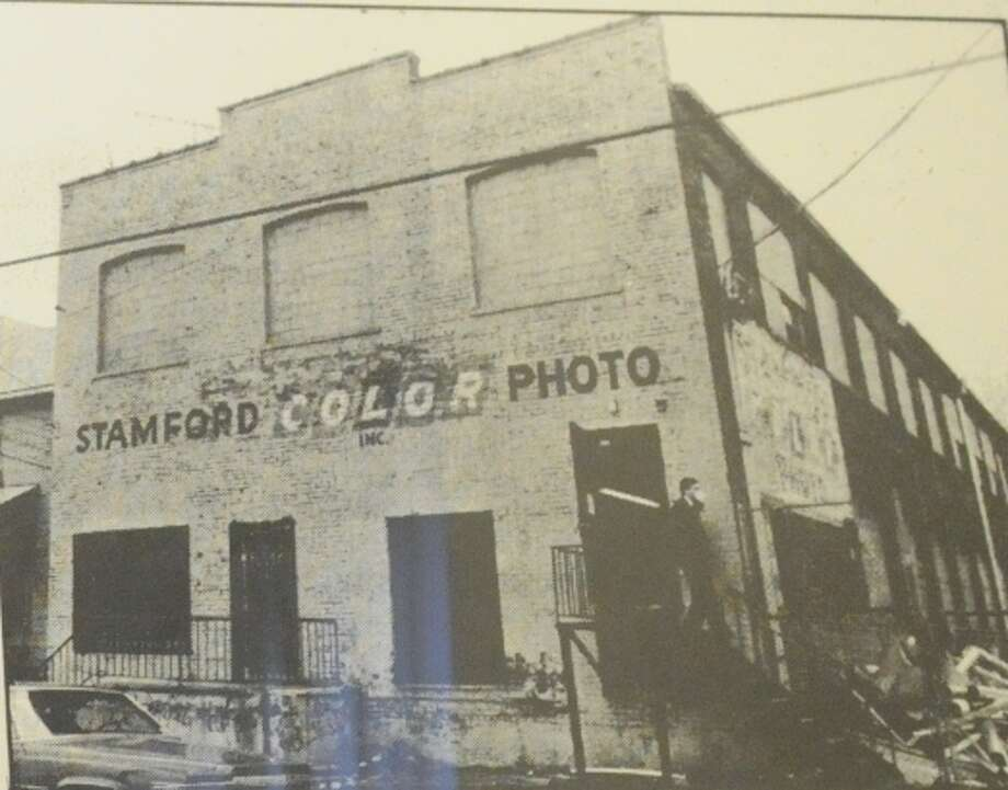 The original tenant of Pacific House men's shelter at 597 Pacific St. was the Stamford Color Photo company. The Shelter for the Homeless bought the building in 1987. Photo: Contributed / Contributed / Stamford Advocate Contributed