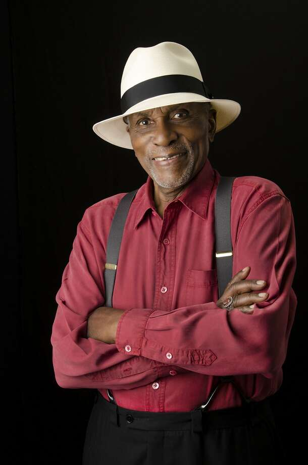 "East Bay vocalist Ed Reed will dis cuss "" 'Round Midnight"" at SFJazz. Photo: Irene Young"