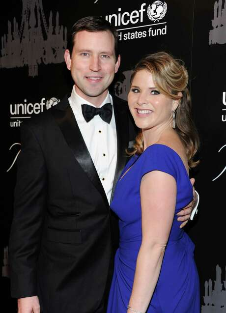 Jenna Bush Hager and Henry Hager's second daughter, Poppy, was born Thursday. Photo: Evan Agostini /Associated Press / Invision