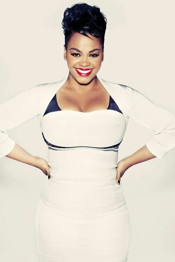 Neo-soul singer Jill Scott is playing Oakland and Saratoga. Photo: Courtesy Of Atlantic Records