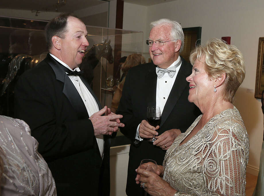 Were you Seen at the National Museum of Racing & Hall of Fame Gala held at the museum in Saratoga Springs on Friday, Aug. 14, 2015? The honorary chairman for the annual event was retired track announcer Tom Durkin. Photo: Joe Putrock/Special To The Times Union