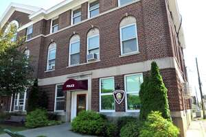 A view of the outside of the Watervliet Police Department on Friday, Aug 14, 2015, in Watervliet, N.Y. (Phoebe Sheehan/Special to The Times Union)