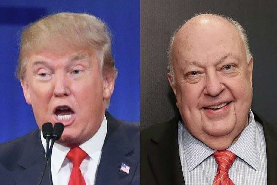 On the subject of Roger Ailes, the Donald Trump campaign's official story is - like so many of the candidate's positions - somewhat less than consistent.