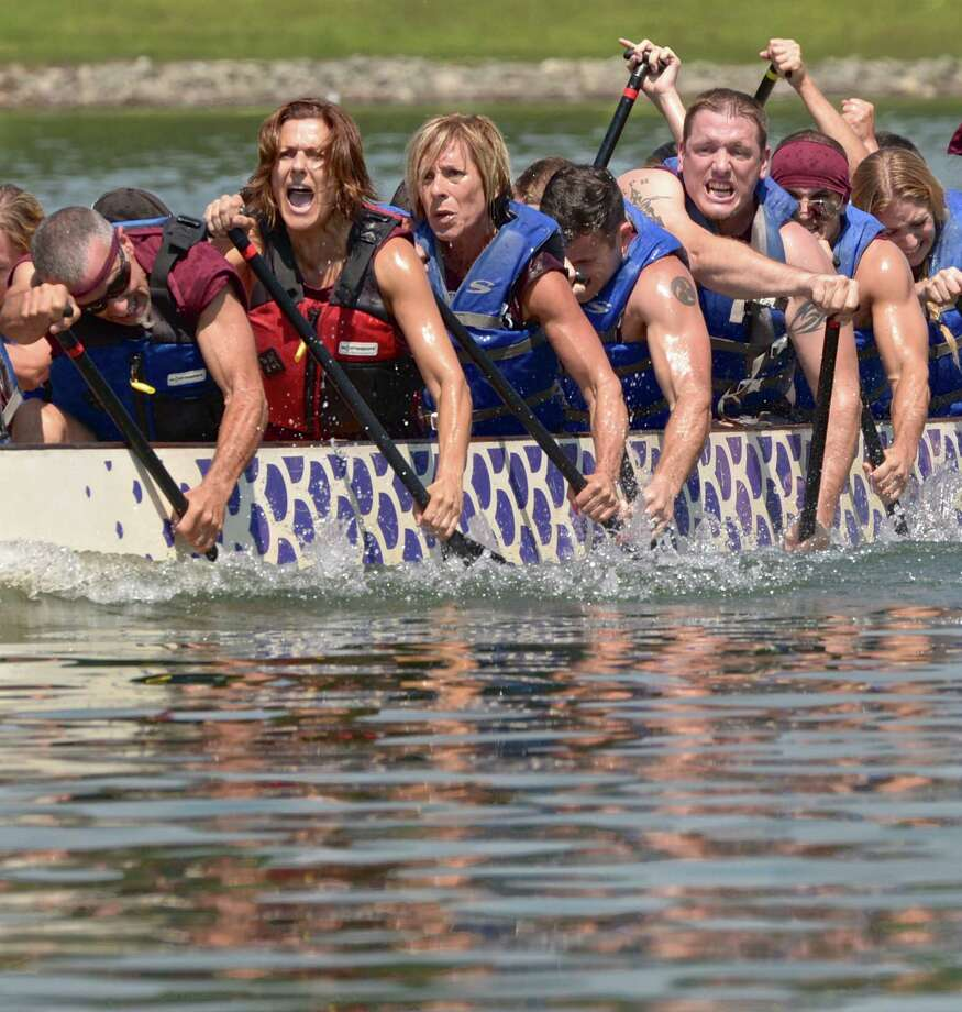 foto de Seventh annual Dragon Boat Races hit Candlewood Lake