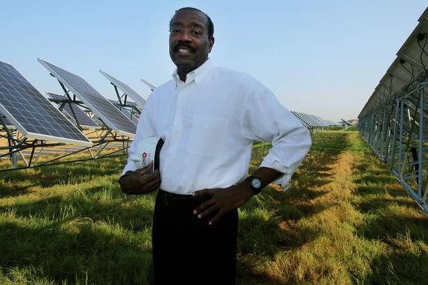 CPS Energy CEO Doyle Beneby believes decentralized power will be centered in neighborhoods by 2050.