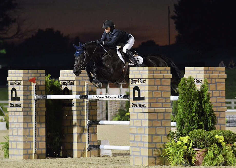 Sydney Shulman of Greenwich has excelled on the professional equestrian scene. She recently won four consecutive grand prix events, including the $50,000 Rood & Riddle Kentucky Grand Prix in Lexington, Ky. Photo: / Contributed Photo