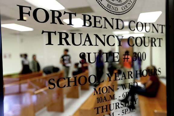 The Fort Bend County Truancy Court's role in punishing truant students has stirred controversy. Fort Bend ISD was one of four cited by the state for using truancy violations to eliminate students with special needs.
