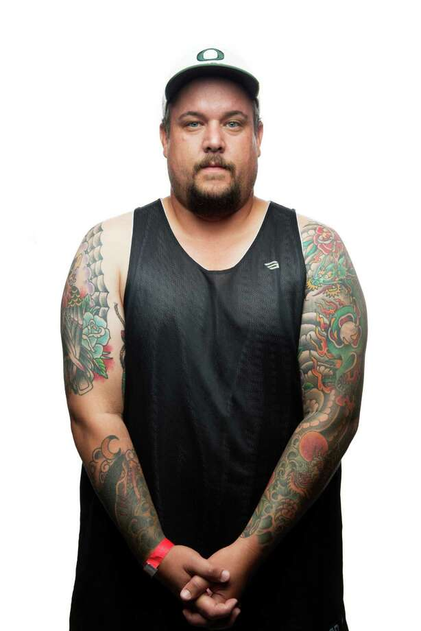 Portraits from seattle tattoo expo 2015 houston chronicle for Houston tattoo expo