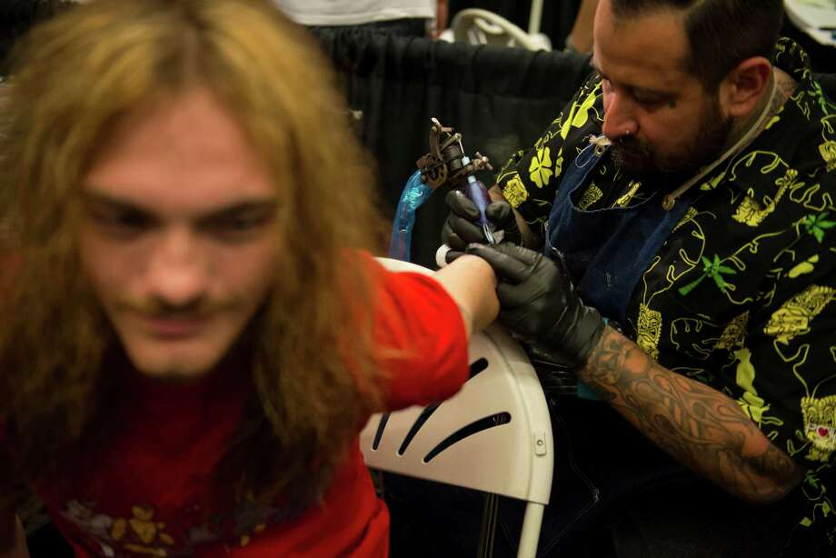 Portraits from Seattle Tattoo Expo, 2015 - Connecticut Post