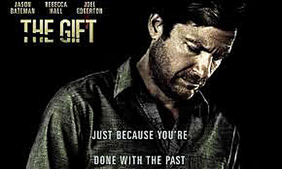 """The Gift"" is a new movie thriller starring Jason Bateman and Rebecca Hall. Photo: Contributed / Contributed Photo / Westport News"