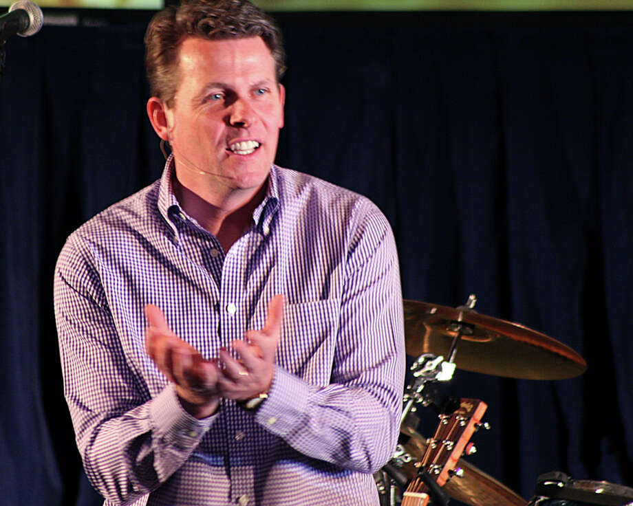 Drew Williams, senior pastor at Trinity Church in Greenwich. Photo: Contributed Photo / Contributed Photo / Greenwich Time Contributed