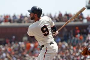 Giants, Belt avoid arbitration with one-year agreement - Photo