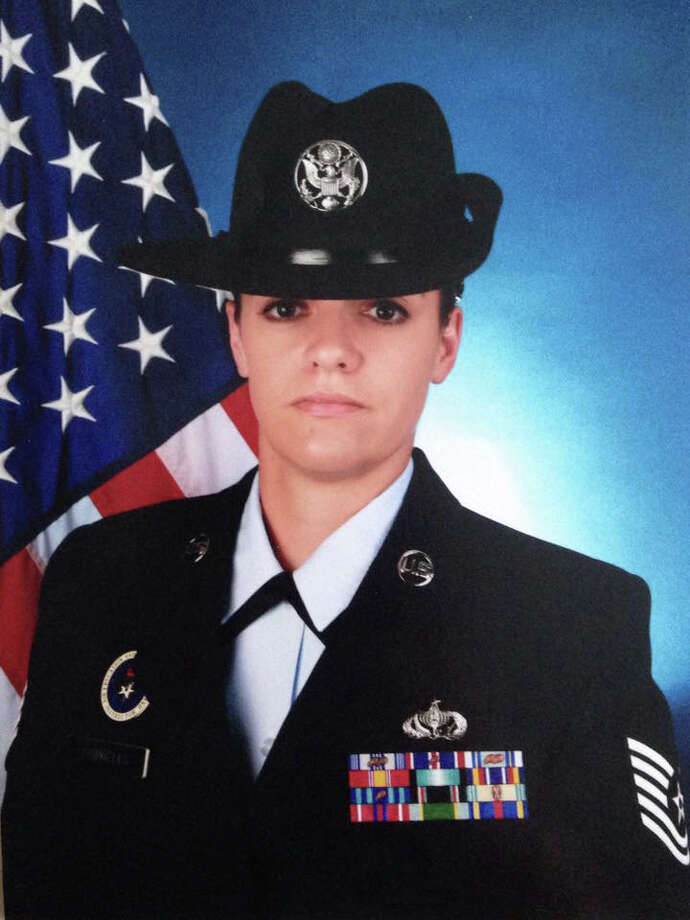 Tech Sgt. Terra Dunnells