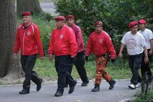 Guardian Angels back on patrol in Central Park - Photo