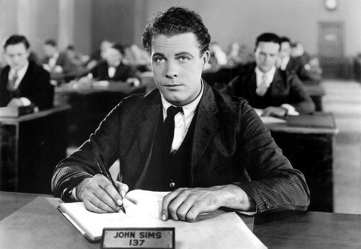 The Crowd, directed by King Vidor and starring James Murray, showing at the 8th Annual SF Silent Film Festival at the Castro Theatre July 12 and 13.