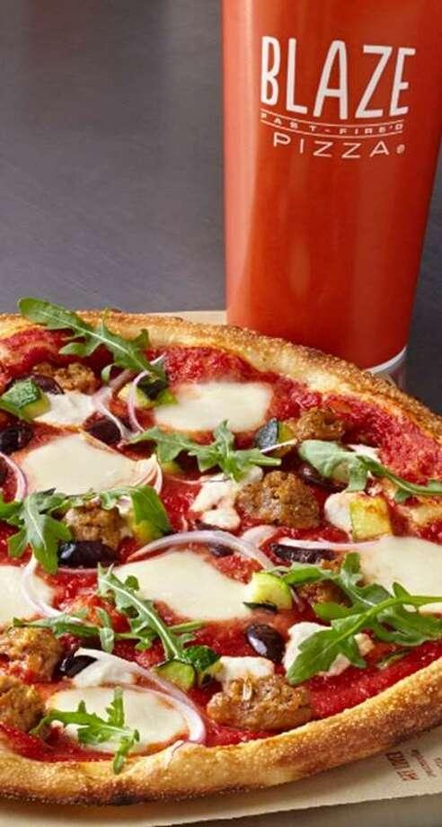 Blaze Pizza Photo: Courtesy Photo