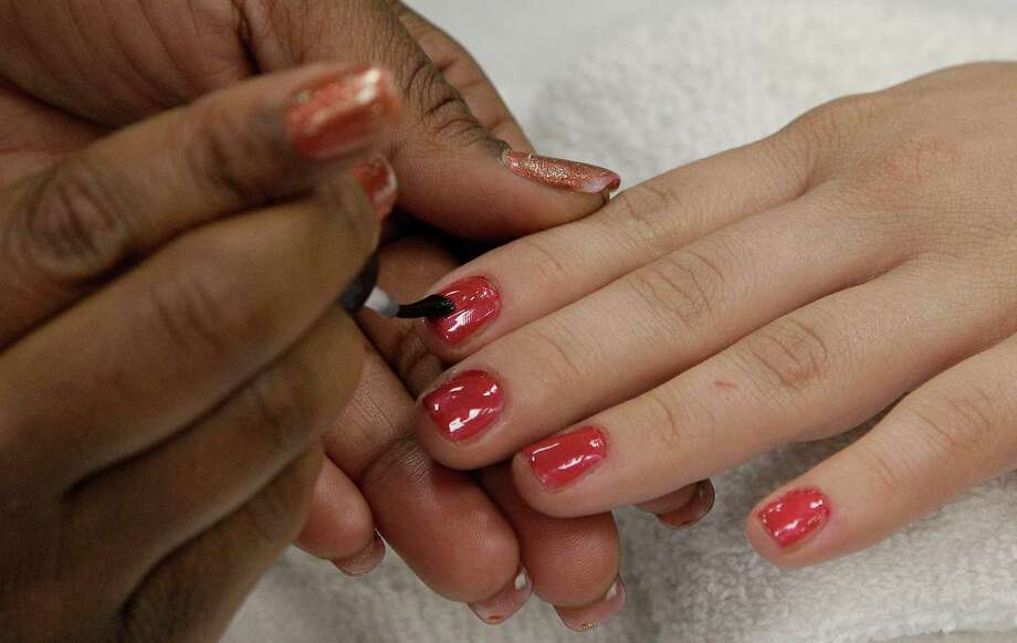 23 Connecticut nail salons were briefly closed Photo: Jeff Chiu / Associated Press / AP