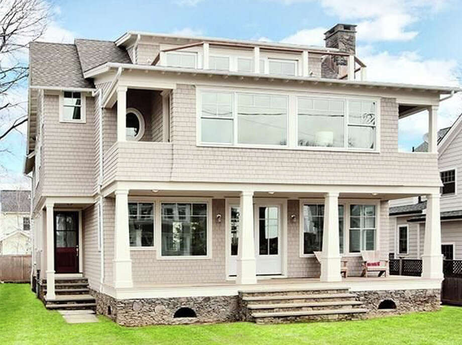 The property at 8 Danbury Ave. was recently sold for $2,500,000. Photo: Contributed / Contributed Photo / Westport News