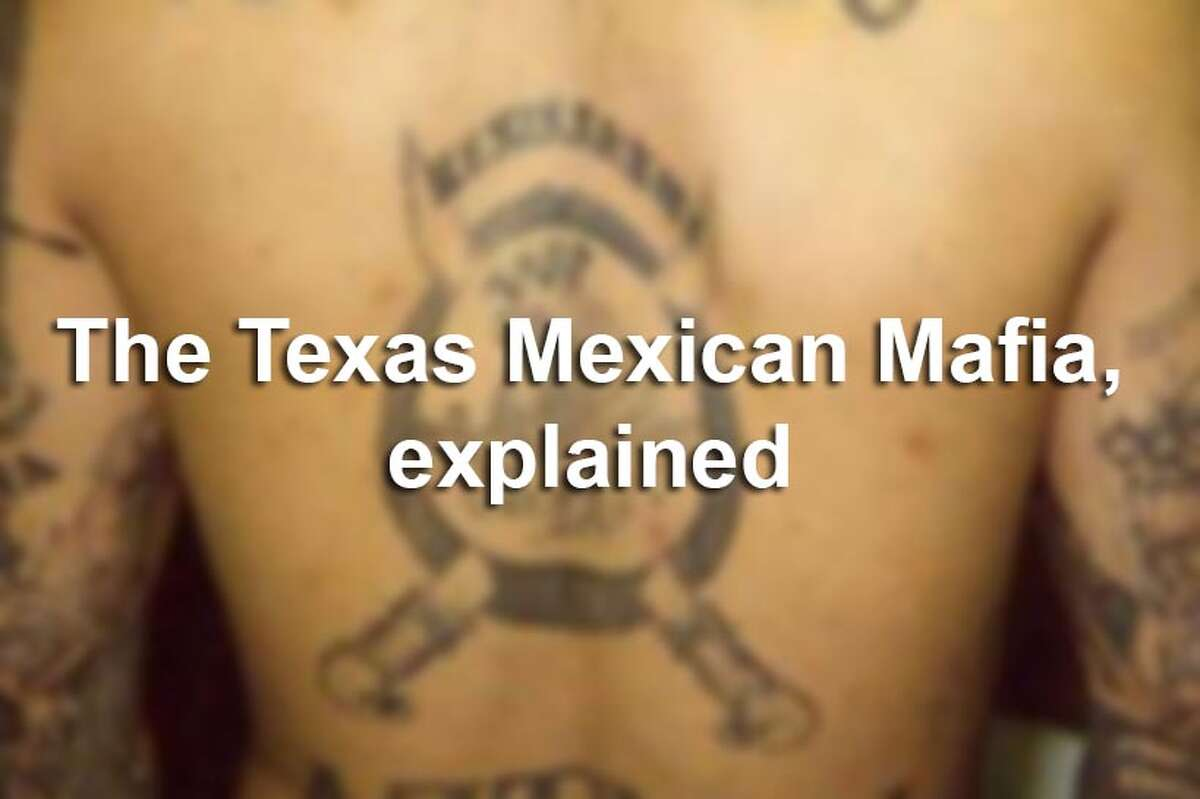 Scroll through the gallery for a look at one of Texas' most notorious prison gangs.