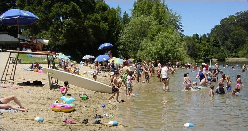 Lake Anza Tilden Regional Park Berkeley You 39 Ll Feel Photo San Antonio