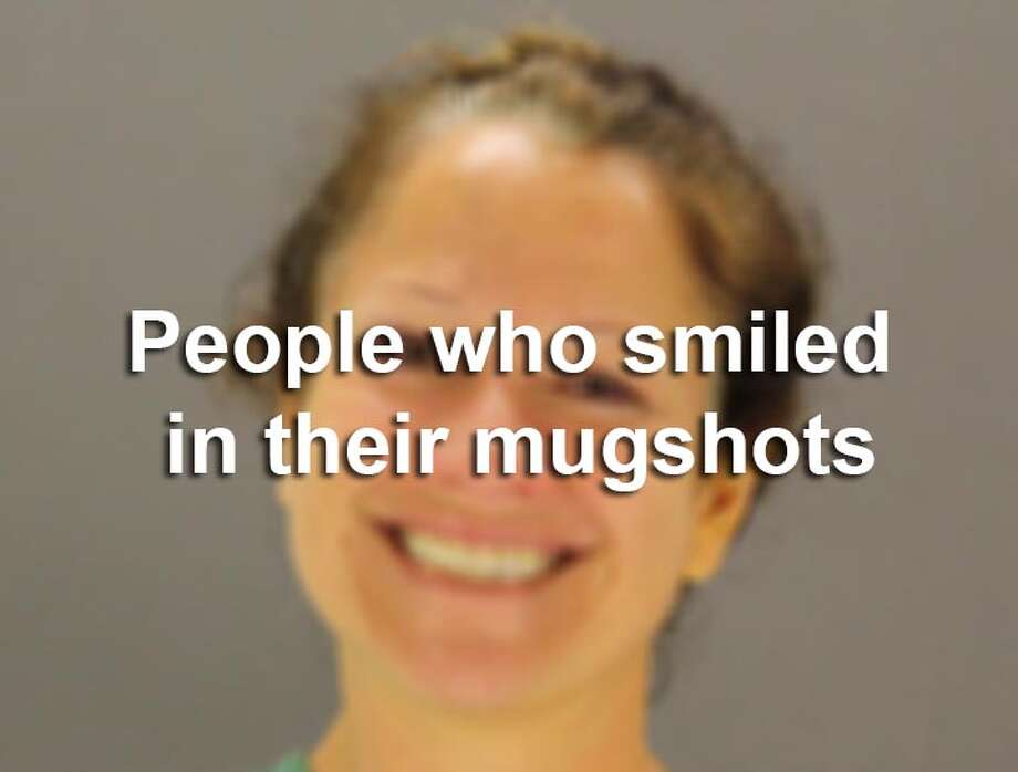 Scroll through the slideshow to see people flashing their pearly whites at the law.
