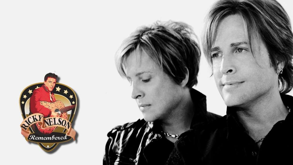 Ricky Nelson remembered starring Matthew and Gunnar Nelson.