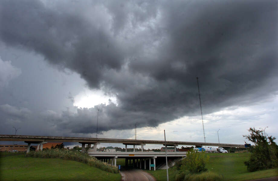 TORNADO WATCH:Tornadoes are possible in and near a certain area.TORNADO WARNING: A tornado has been sighted or indicated by a weather radar. Take caution and hide in an interior room, such as a closet, hallway or bathroom. Photo: Pete Churton, Mbr / Beaumont