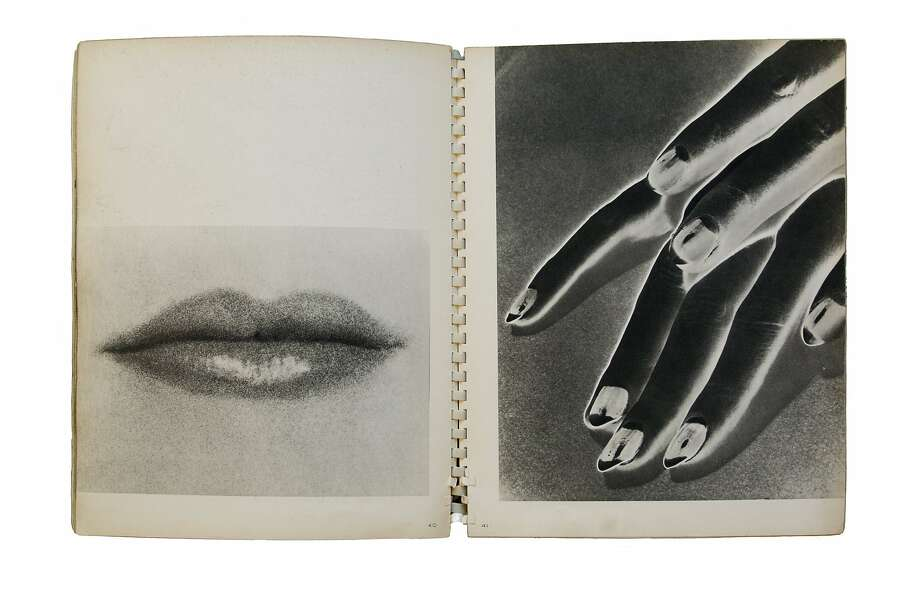 From the Reva and David Logan Collection of Photographic Books -Photographs by Man Ray: 1920 Paris, 1934, by J. Thrall Soby. Photo: Picasa, Courtesy Bancroft Library