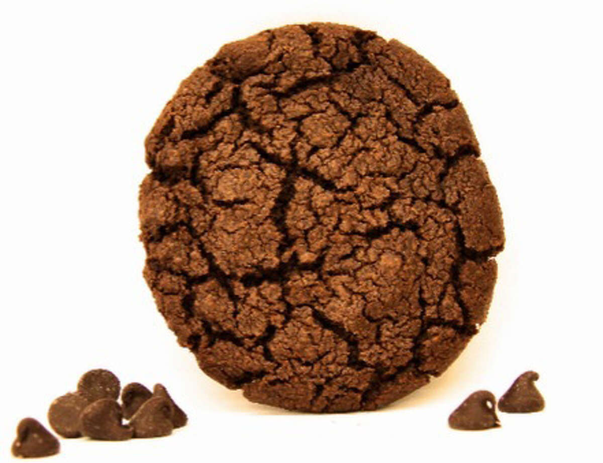 A Dutch Chocolate Cookie is sold at Compassionate Care of Connecticut dispensary in Bethel for $21.00.More edible products