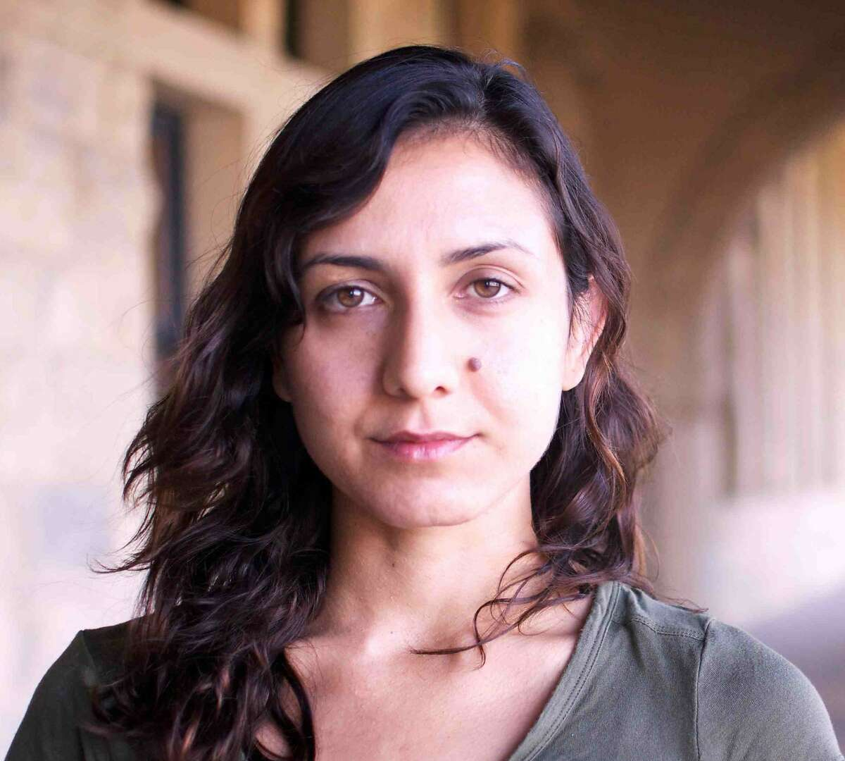 Author Ottessa Moshfegh reads at Green Apple Books on the Park on Thursday, Aug. 20. Credit: Krystal Griffiths