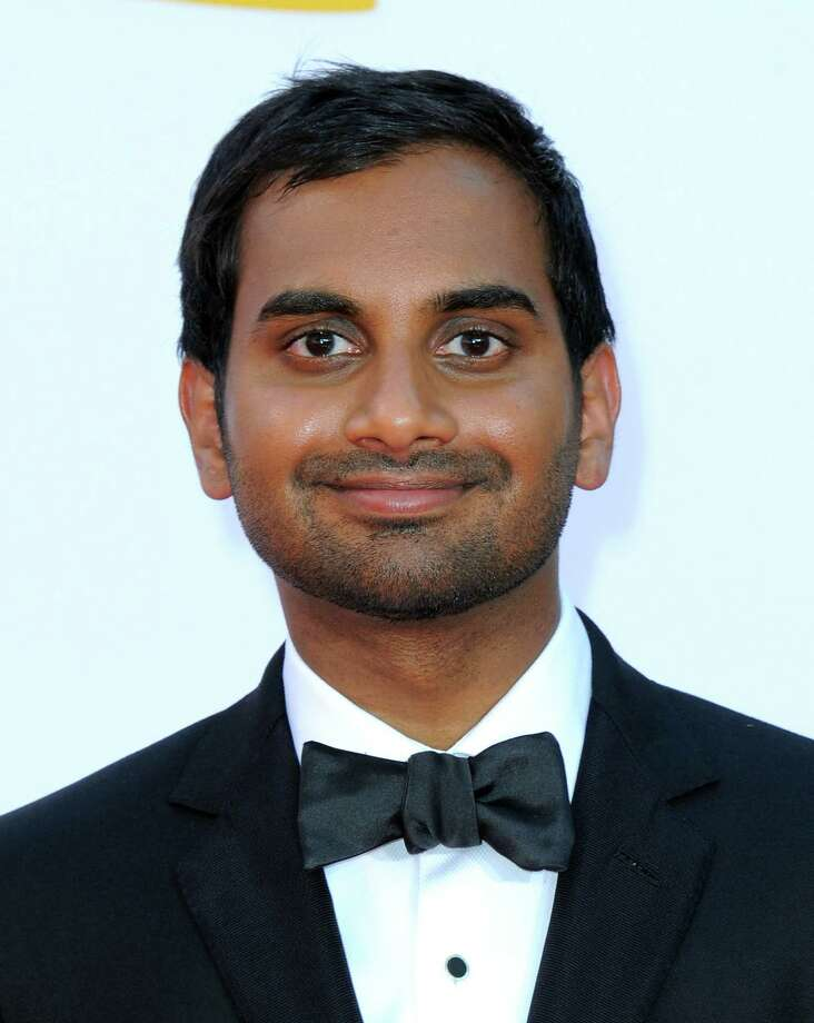Aziz Ansari (Photo by Jordan Strauss/Invision/AP) ORG XMIT: MER2015081715273923 Photo: Jordan Strauss / Invision
