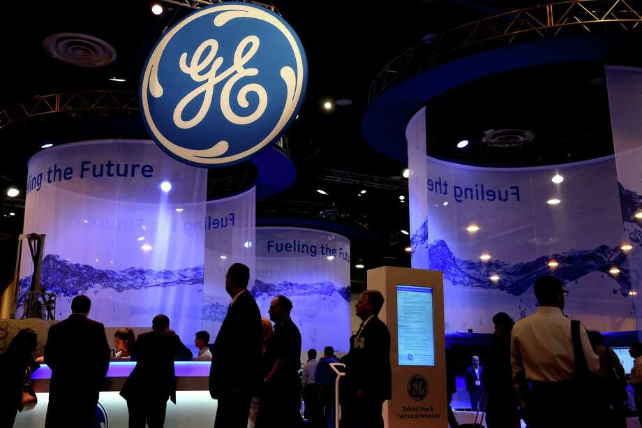 General Electric is a regular at the Offshore Technology Conference in Houston. GE is joining other companies in shifting how it handles employee evaluations. Photo: Gary Coronado, Staff / © 2015 Houston Chronicle