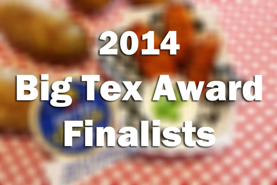 See which foods were pleasing palates and clogging arteries at the 2014 State Fair of Texas. Photo: State Fair Of Texas