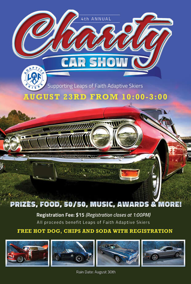 The 4th Annual Candlewood East Marina Classic Car Show is Sunday at 204 Canlewood Lake Road, Brookfield. Photo: / Contributed Photo