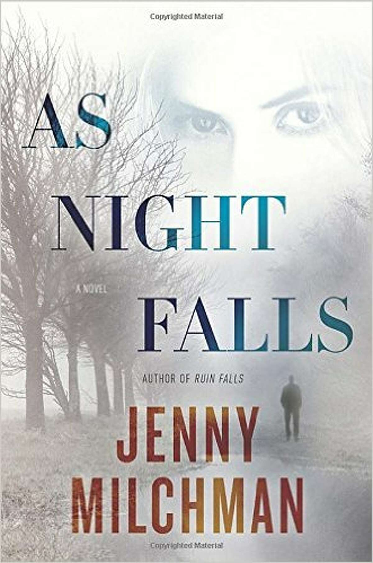 """""""As Night Falls,"""" by Jenny Milchman. (Ballantine Books, 2015). This thriller about a long-lost brother could scarcely be better timed: It is about a brother, long imprisoned, who together with a partner makes a daring prison escape into the Adirondacks, and reappears in his sister's life to threaten everything she holds dear. Milchman is also the author of """"Ruin Falls"""" (2014). Her debut novel, """"Cover of Snow"""" (2013), won the Mystery Writers of America's Mary Higgins Clark Award. She lives near Woodstock and has set all of her novels so far in the Adirondacks and other parts of upstate New York."""