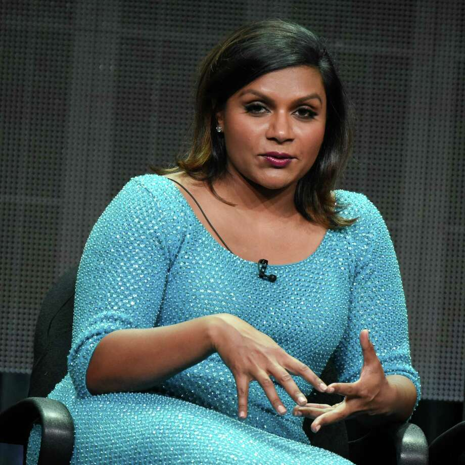"Actress Mindy Kaling participates in the ""The Mindy Project"" panel at the Hulu Summer TCA Tour at the Beverly Hilton Hotel on Sunday, Aug. 9, 2015, in Beverly Hills, Calif. (Photo by Richard Shotwell/Invision/AP) Photo: Richard Shotwell, INVL / Invision"