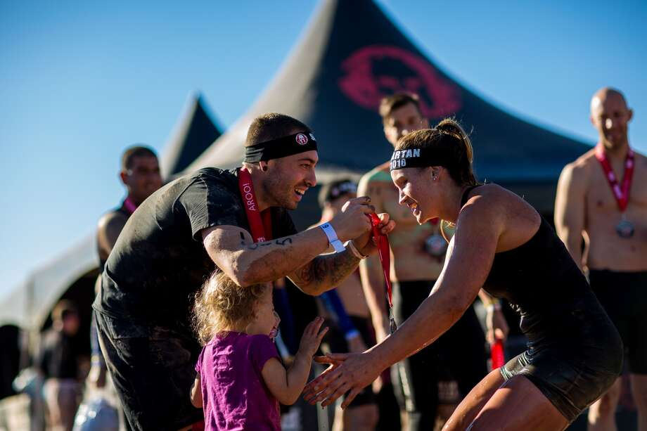 Parents who have completed a Spartan Race know how training for, and competing in, obstacle challenges builds fitness and self-esteem.  Now it's the kids' turn at Stamford's Mill River Park on Sept. 26 and 27. Photo: Contributed, Spartan Races