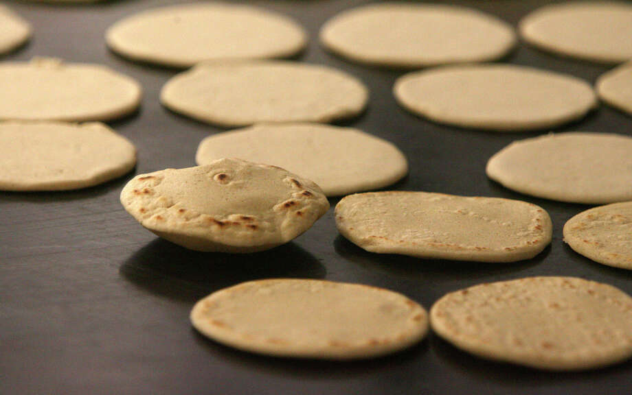 Today marks the final Wednesday of the month and the last chance to fill up on gorditas without emptying your pockets. Photo: Robert McLeroy, San Antonio Express-News / San Antonio Express-News