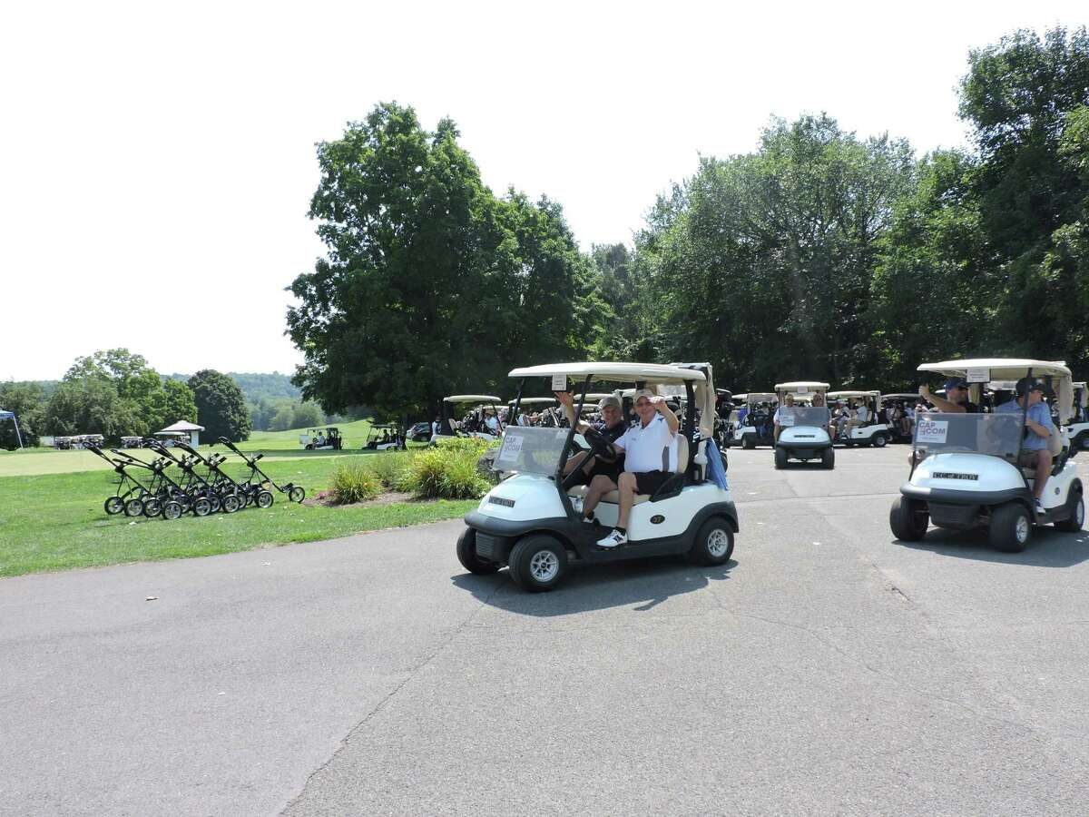 Were you Seen at the Annual Golf Classic hosted by the Rensselaer County Regional Chamber of Commerce and held at The Country Club of Troy on Monday, Aug. 17, 2015?