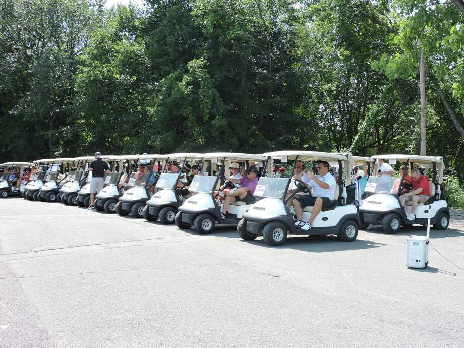 Were you Seen at the Annual Golf Classic hosted by the Rensselaer County Regional Chamber of Commerce and held at The Country Club of Troy on Monday, Aug. 17, 2015? Photo: Lori Hardy/Staci Makovich
