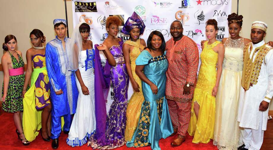 TeKay Designs by Kimma Wreh is one of the featured designers at Houston's African Fashion Week this weekend. Photo: TeKay Designs