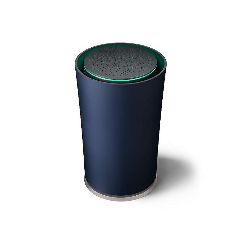 Google says its new wireless router, OnHub, will be more reliable than those on the market now. Photo: Associated Press