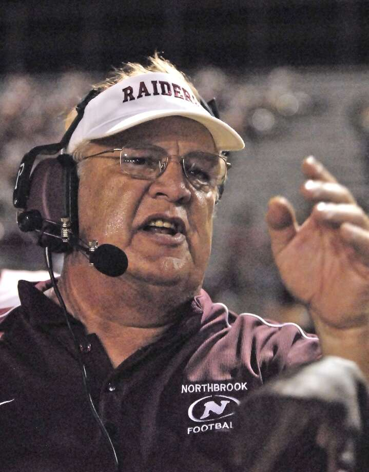 Northbrook head coach David Cope has big plans for his Raiders, which include a playoff run despite losing every district game a year ago. Photo: Tony Bullard / Credit: for the Chronicle
