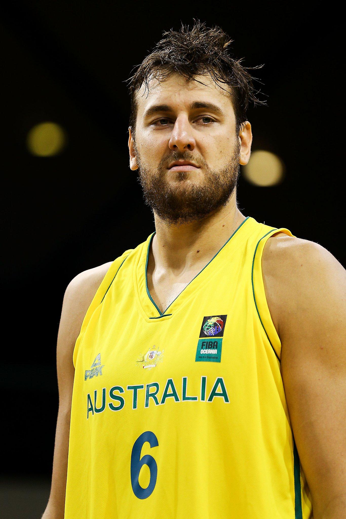 Warriors: Slimmer Andrew Bogut happy to play smaller role